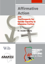 Affirmative action and the prospects for gender equality in Ghanaian politics