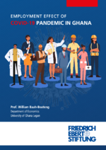 Employment effect of pandemic in Ghana
